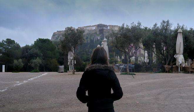 Η Ελλάδα σε καραντίνα