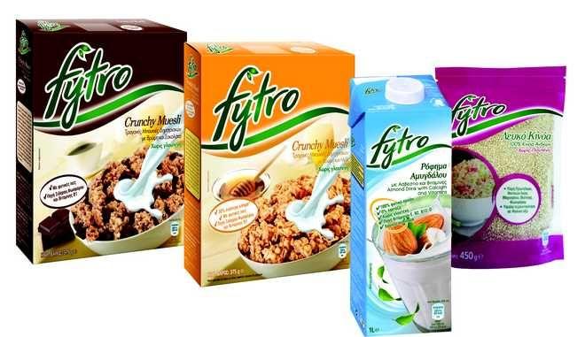 Νέα προϊόντα από την Fytro