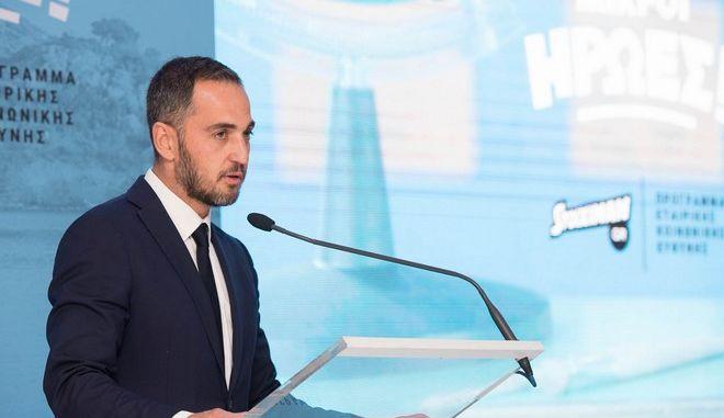 O Πάνος Κωνσταντόπουλος Διευθυντής Marketing & Επικοινωνίας της Stoiximan