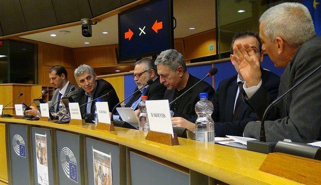 Το Ευρωπαϊκό Κοινοβούλιο μπήκε στα 'αποδυτήρια' της νίκης του 1987