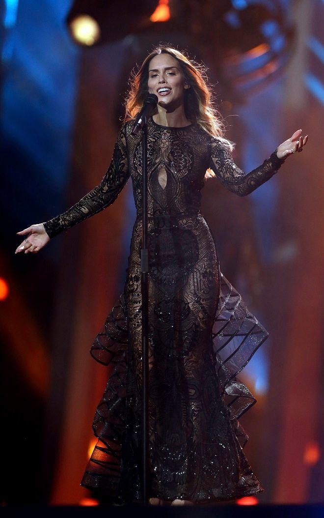 Η Φράνκα από την Κροατία θα τραγουδήσει στην Eurovision 2018 το