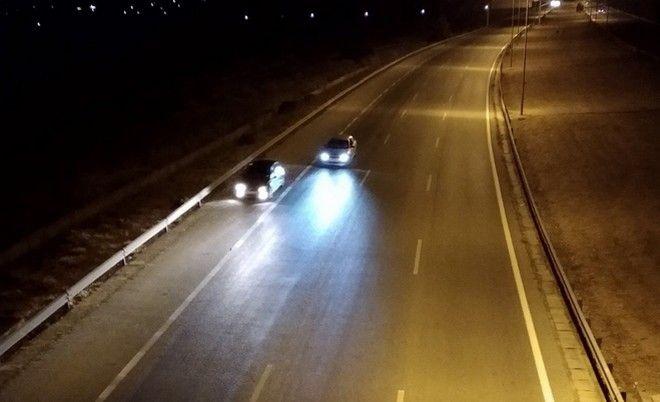 Αυτοσχέδιοι αγώνες ταχύτητας στην Αθήνα