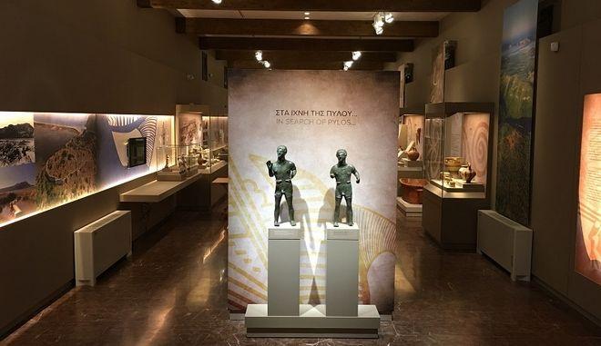 Εγκαινιάστηκε το Νέο Αρχαιολογικό Μουσείο Πύλου