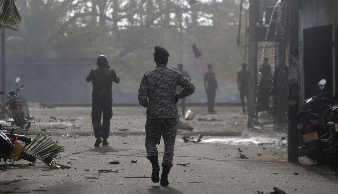 Μακελειό στη Σρι Λάνκα. Βομβιστικές επιθέσεις με πάνω από 200 νεκρούς ανήμερα του Πάσχα των Καθολικών.