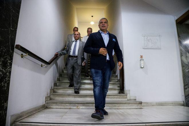 Ο πρόεδρος του ιατρικού Συλλόγου Αθηνών Γιώργος Πατούλης