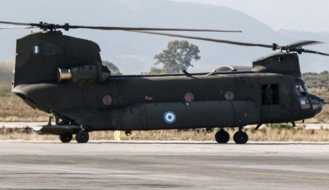 Ελικόπτερο Chinook, (αρχείου)