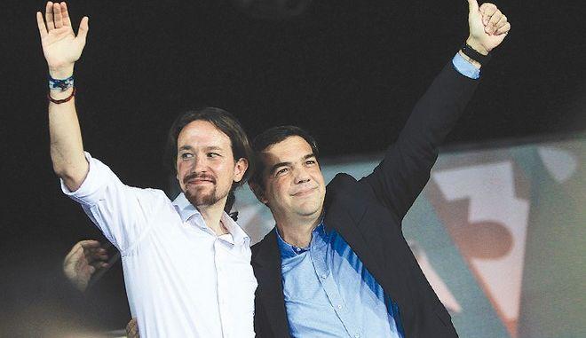 Mπρούνο Κολμάν: Οι Podemos και ο ΣΥΡΙΖΑ είναι παιδιά του ευρώ