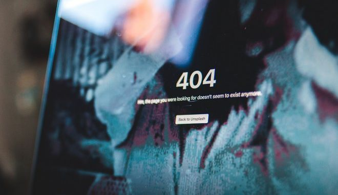 Προβλήματα σύνδεσης σε ιστοσελίδες