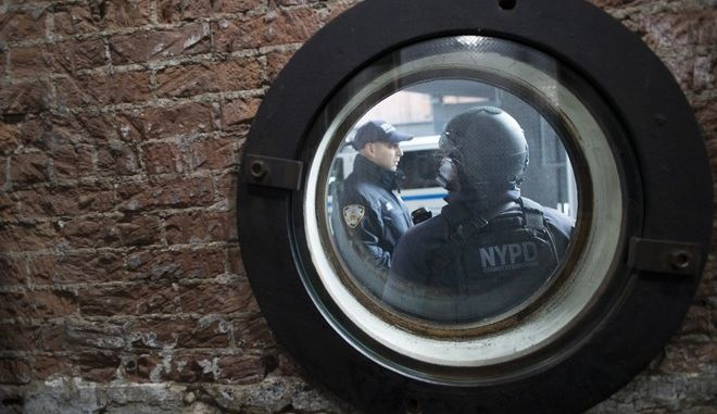 Αστυνομικοί της Νέας Υόρκης
