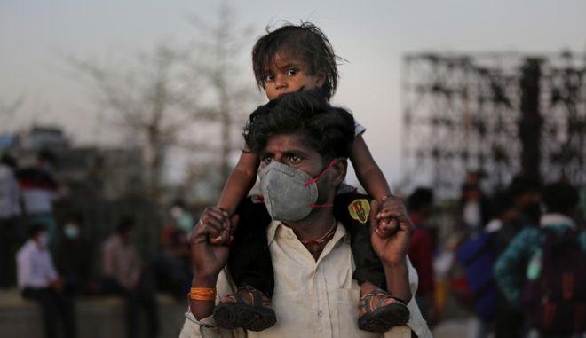 Μετανάστης στην Ινδία