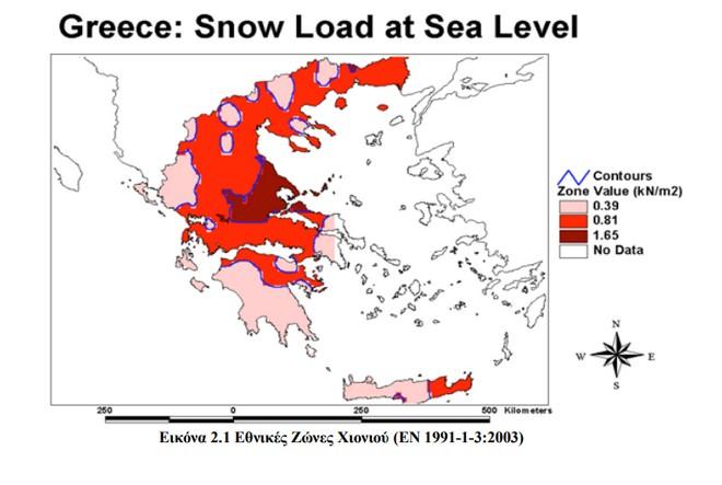 Οι χιονοπτώσεις στην Αθήνα και τα χαρακτηριστικά τους - Πώς επηρεάζονται κατασκευές και δέντρα
