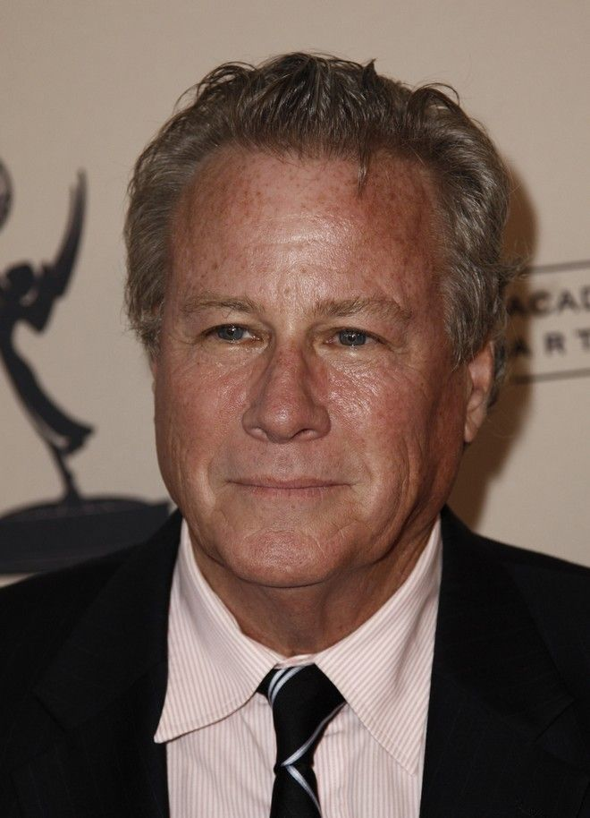 Actor John Heard arrives at Academy of Television Arts and Sciences Producers Peer Group celebration of the 63rd Primetime Emmy Awards in Los Angeles, Monday, Sept. 12, 2011.  The Emmy Awards  will take place Sunday, Sept. 18 in Los Angeles. (AP Photo/Matt Sayles)