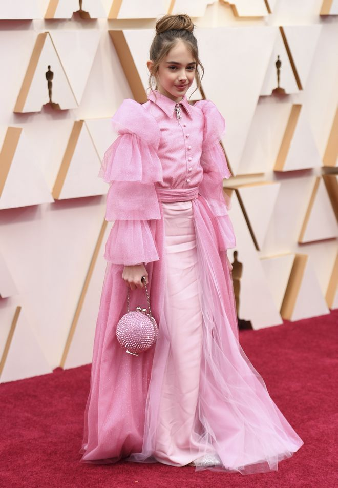 Η 10χρονη ηθοποιός Julia Butters στα Όσκαρ 2020