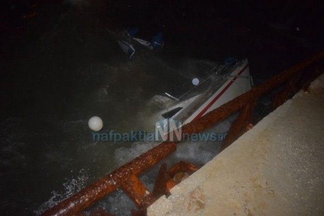Τραγωδία στο Αντίρριο: Βρέθηκε νεκρός και ο δεύτερος επιβάτης του ιστιοφόρου