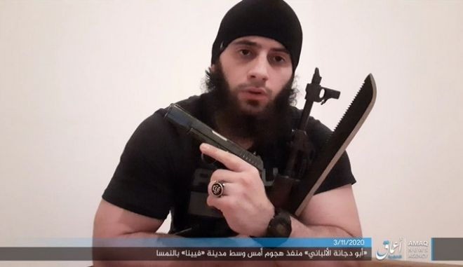 Το ISIS ανέλαβε την ευθύνη για την επίθεση στη Βιέννη