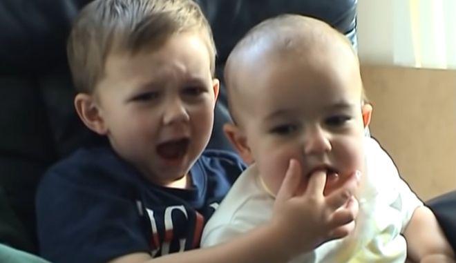 'Charlie Bit My Finger': Το θρυλικό meme πωλήθηκε σαν NFT - η αστρονομική του τιμή