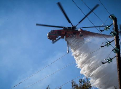 6049605b151 Στο 'κόκκινο' και σήμερα η χώρα για φωτιές - Σε γενικό συναγερμό οι ...