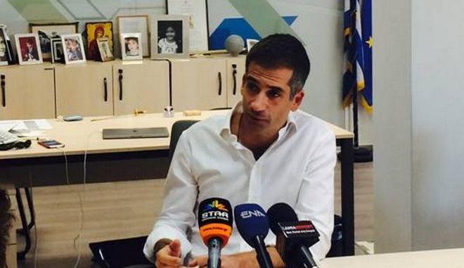 Μπακογιάννης: Δεν ζητάμε ρουσφέτι, αλλά όσα δικαιούμαστε