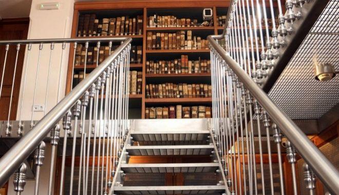 Βιβλιοθήκη (φωτό αρχείου)