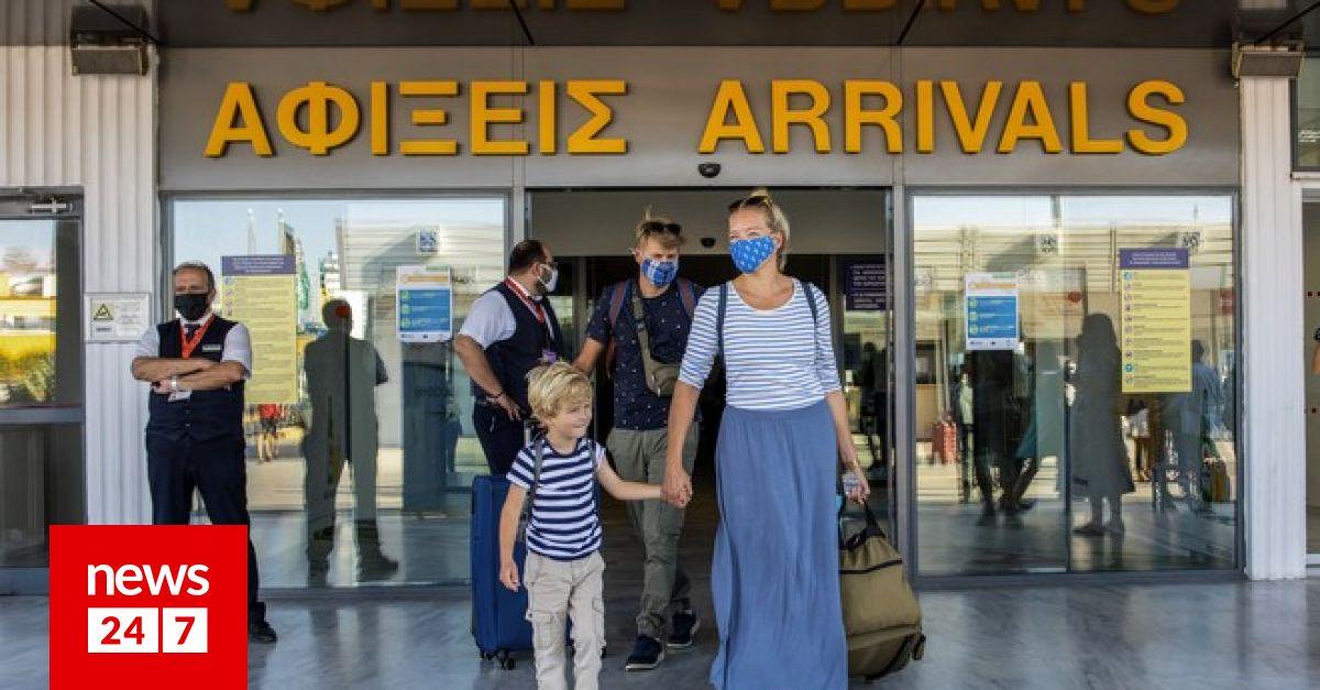 USA: Coronavirus travel directive for 131 countries – Greece included – World