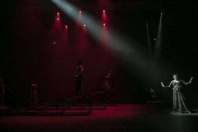Μια παράσταση με δύναμη από την Αϊτή
