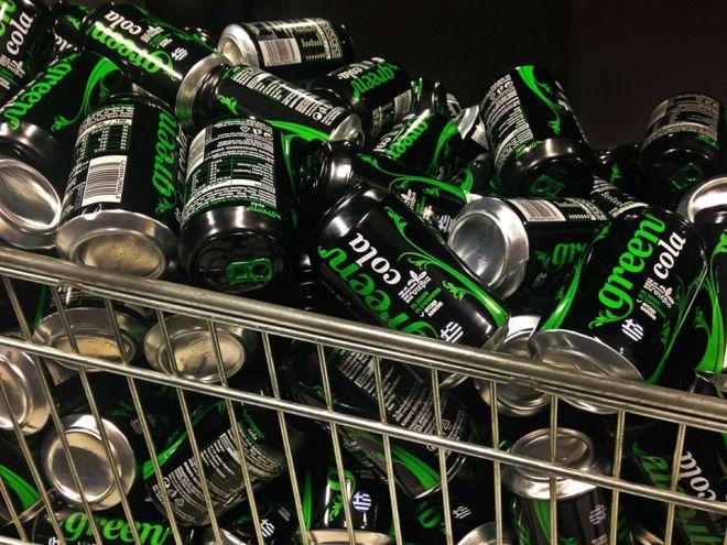 Green Cola: Η ελληνική εταιρεία 'που έπιασε στον ύπνο' τις πολυεθνικές
