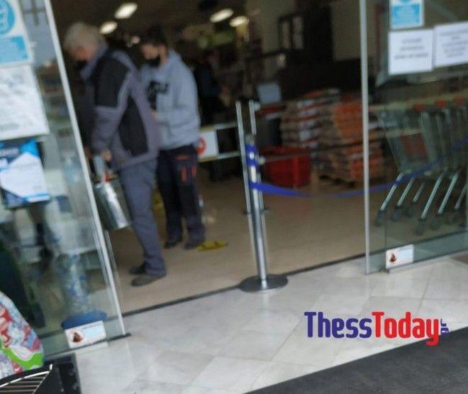 Κατερίνη: Δύο εμπορικά καταστήματα άνοιξαν κανονικά, παρά το lockdown
