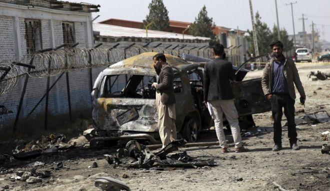 Φωτό Αρχείου Καμπούλ (AP Photo/Massoud Hossaini)