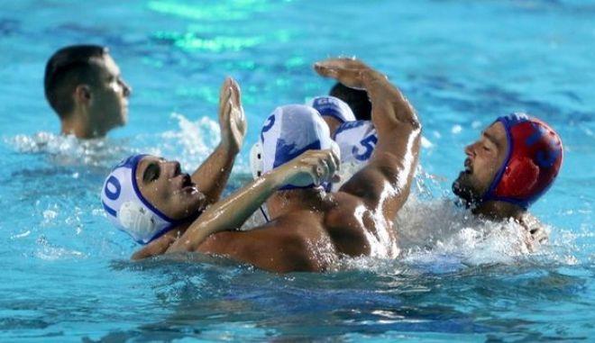 Στον τελικό του Παγκοσμίου η Ελλάδα, συνέτριψε τη Σερβία