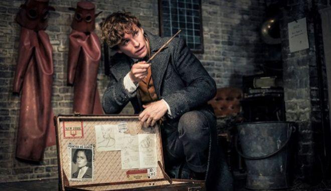 """Τα """"Εγκλήματα του Γκρίντελβαλντ"""" είναι μια ταινία φτιαγμένη για τους Χάρι Πότερ φανς"""