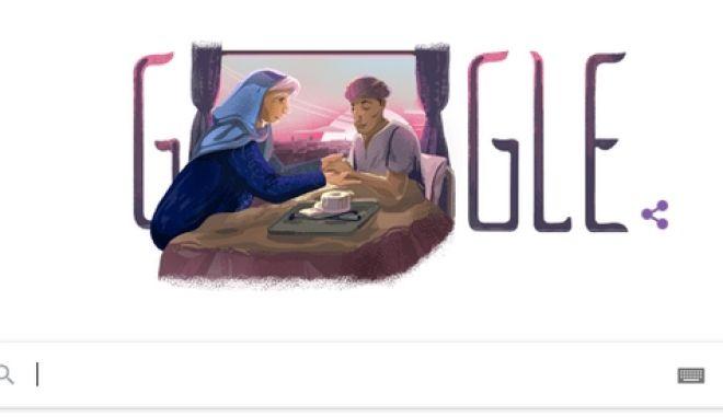 Η Google Doodle τιμά την Dr. Ruth Pfau