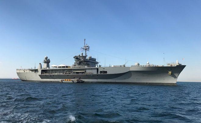 Αυτοψία της Νοτοπούλου στον 6ο Αμερικανικό Στόλο