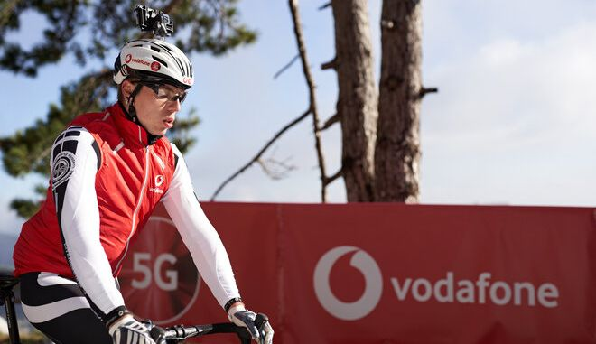 "Vodafone: Αυτές είναι οι πρώτες 17 ελληνικές πόλεις που θα ""τρέξει"" το 5G"