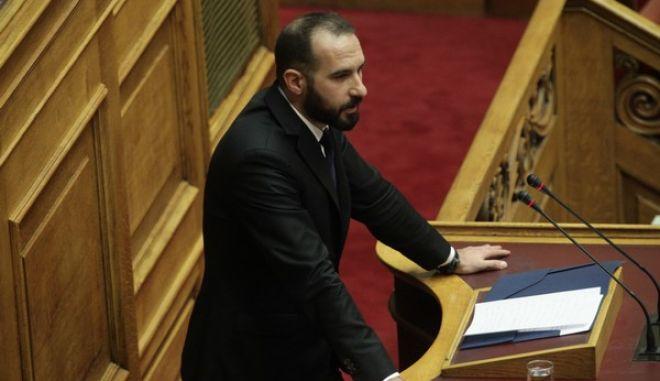Συζήτηση για τον κρατικό προϋπολογισμό οικονομικού έτους 2017, στην Βουλή, Σάββατο 10 Δεκεμβρίου 2016. (EUROKINISSI/ ΠΑΝΑΓΟΠΟΥΛΟΣ ΓΙΑΝΝΗΣ)