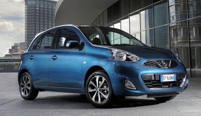Πρωτιά για το Nissan MICRA το 2013 στις πωλήσεις βενζινοκίνητων μοντέλων.