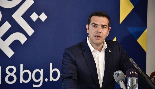 Τσίπρας για Σκοπιανό: Δεν είμαστε σε θέση ακόμη να προχωρήσουμε σε συμφωνία