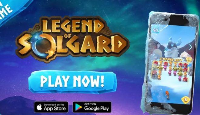 Νέο δωρεάν RPG παιχνίδι για Android και iOS από τους δημιουργούς του Candy Crush