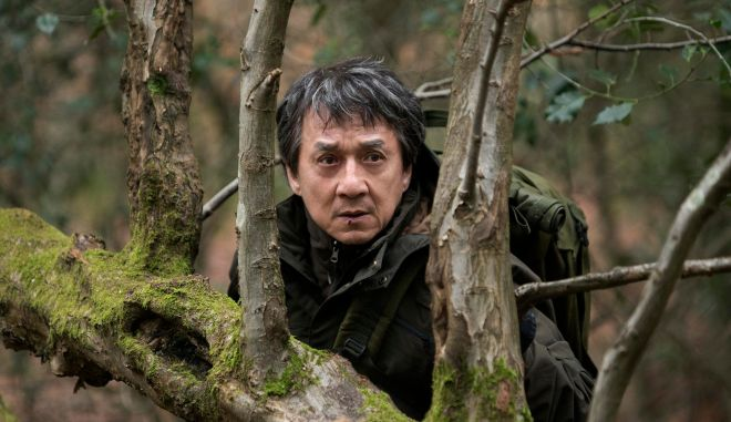 Jackie Chan as Quan in THE FOREIGNER