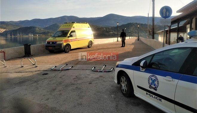 Κεφαλονιά: Νεκρός εντοπίστηκε 35χρονος στο Αργοστόλι