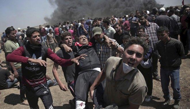 Ένταση μεταξύ Παλαιστινίων και Ισραηλινών