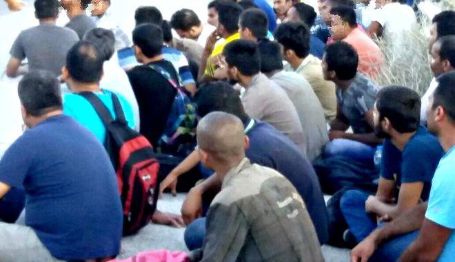 Ρουμανία: Πάνω από 200 μετανάστες αναχαιτίστηκαν στη Μαύρη Θάλασσα