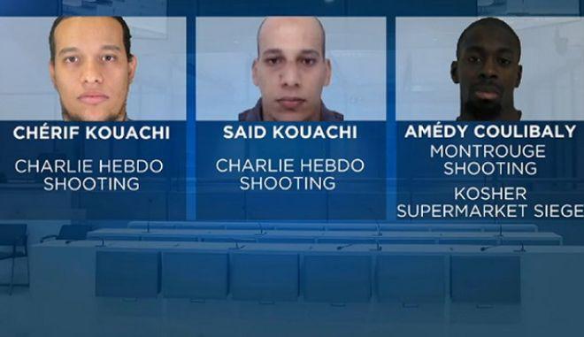 Δίκη Charlie Hebdo: Ένοχοι και οι 14 κατηγορούμενοι