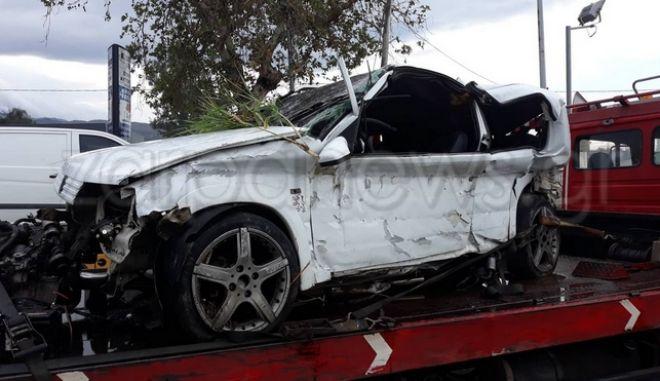Νέα τραγωδία στην Κρήτη: Νεκρός 27χρονος σε τροχαίο στα Χανιά