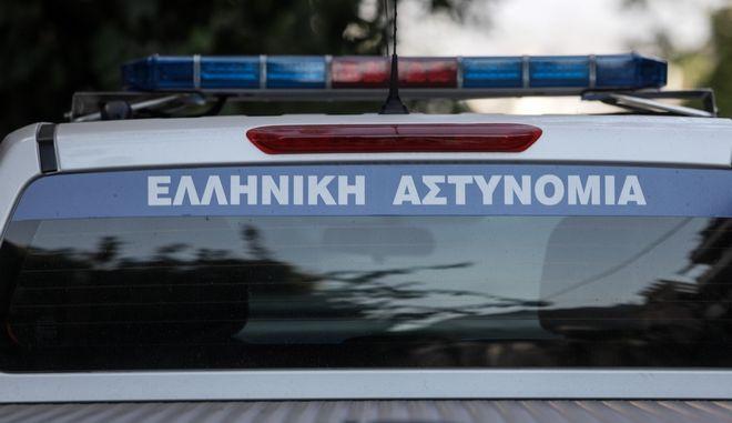 Περιπολικό Ελληνικής Αστυνομίας (φωτογραφία αρχείου)