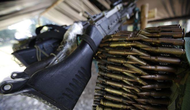 Οπλοστάσιο των FARC