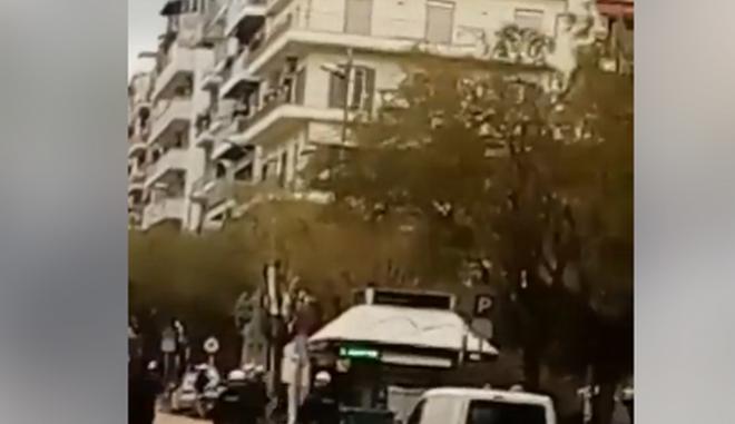 Θεσσαλονίκη: Ακροδεξιός παραδέχεται on camera απόπειρα προβοκάτσιας