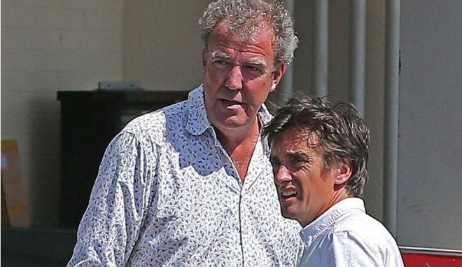 Clarkson και Hammond. Τους απαγορεύθηκε η οδήγηση στη Γαλλία