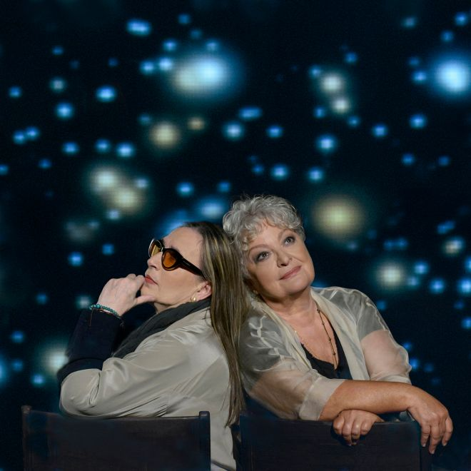 Τάνια Τσανακλίδου και Λίνα Νικολακοπούλου συναντιούνται μετά από 33 χρόνια