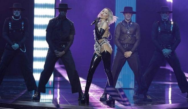 "Eurovision 2019 - Τάμτα: Η απάντηση στην κριτική της ""The Sun"" ότι είναι πολύ σέξι"