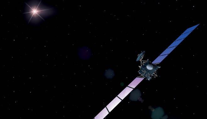 """Ξύπνησε η """"Ροζέτα"""": Ψηφίστε και στείλτε Έλληνες μαθητές να τη δουν να προσγειώνεται σε κομήτη"""